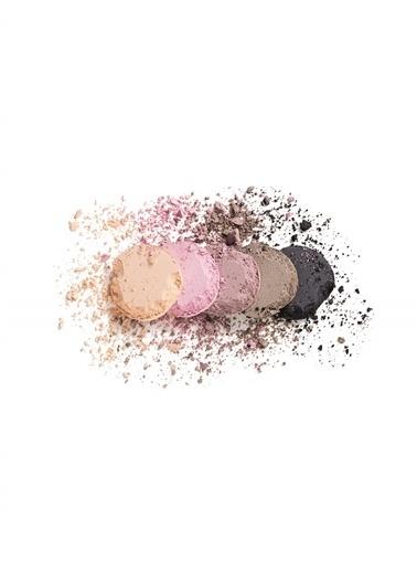 Flormar Color Palette Eyeshadow Krem Rengi Göz Farı  008 Renkli